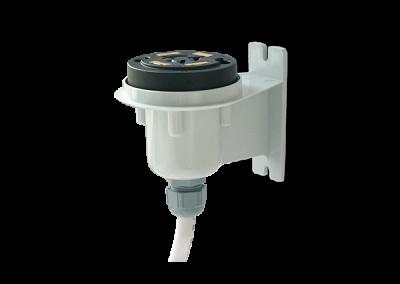 ANSI 136/NEMA 3,5,7 receptacle & mounting kit